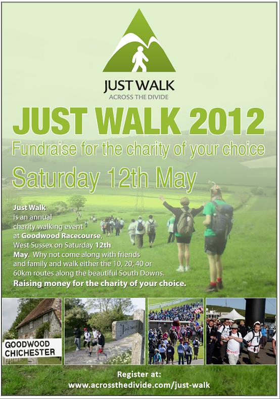Just Walk 2012