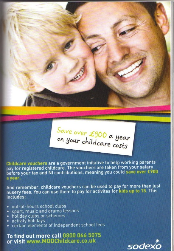 Childcare Vouchers
