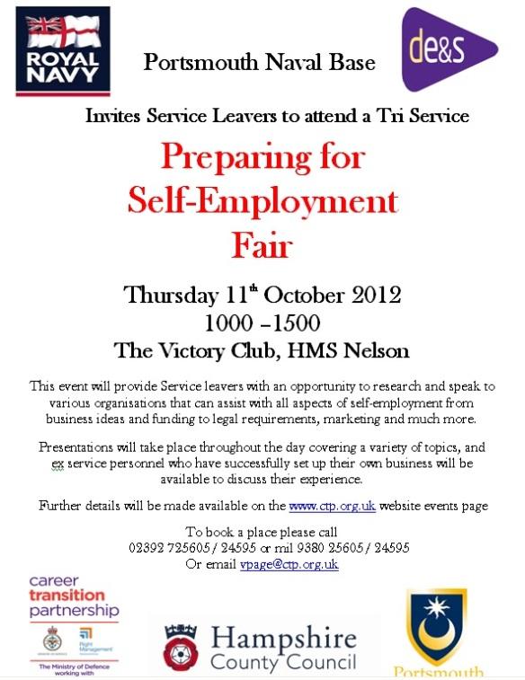 Self Employment Fair