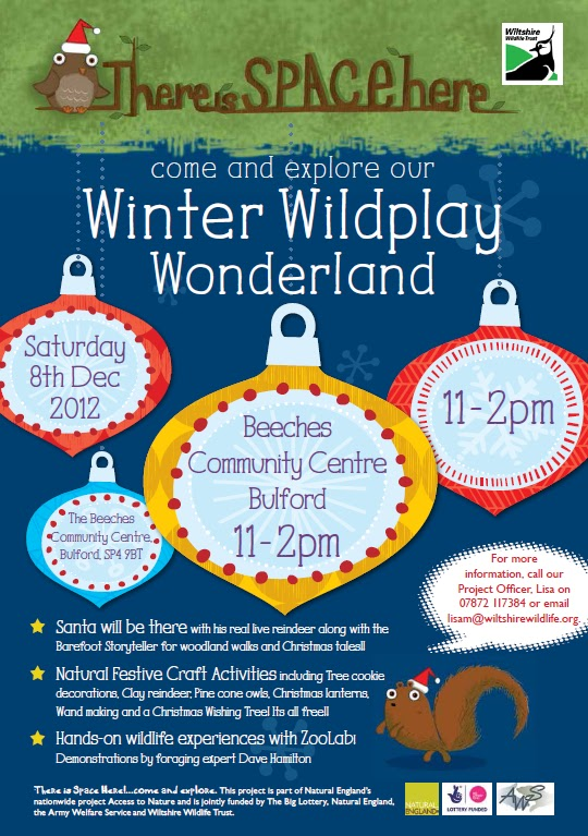 Winter Wildplay Wonderland