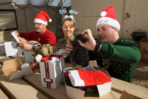 CHRISTMAS IN HELMAND