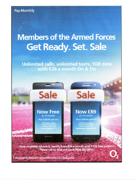 O2 forces sale