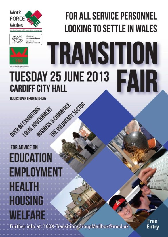 160X Transition Fair