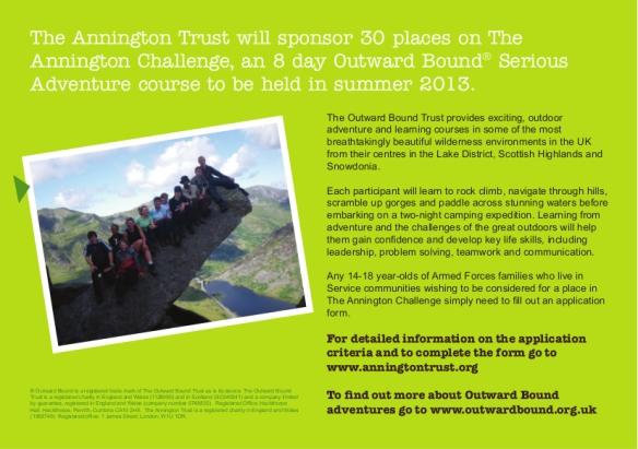 Annington Challenge A5 Flyer_FINAL2013p2
