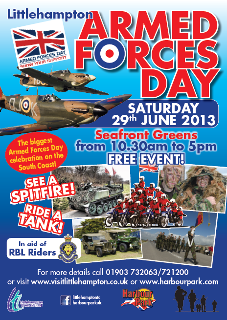 Littlehampton Armed Forces Day