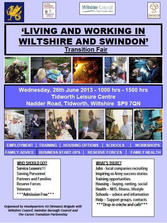 Wiltshire transition fair