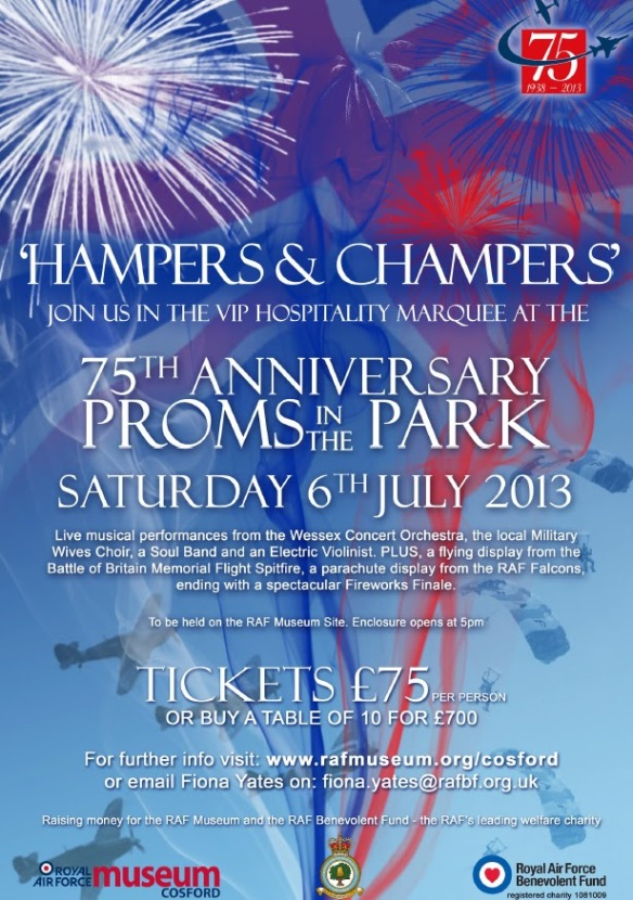 hampers and champers