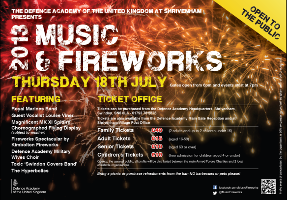 Music and Fireworks
