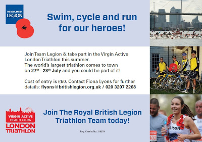 poppy triathlon