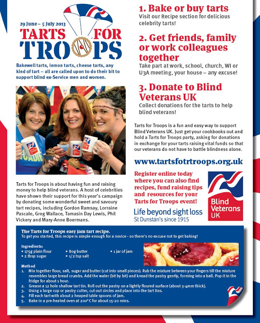 Tarts for Troops