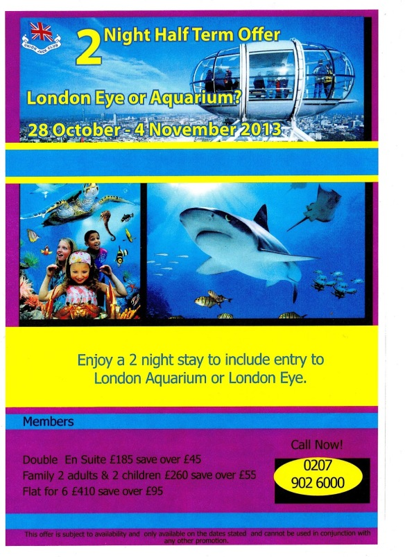 London discount HT