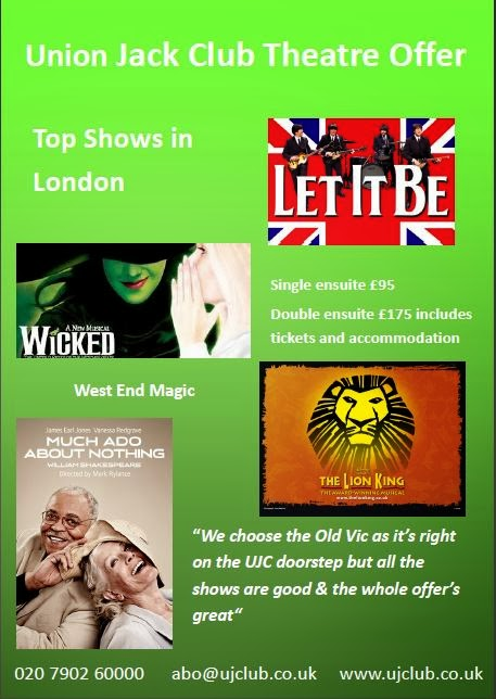 Theatre offers UJC