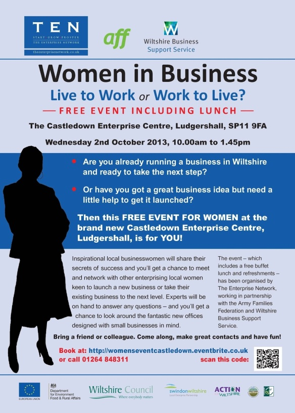 women-TEN Open Day Flyer-U