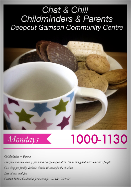 Deepcut Coffee Morning